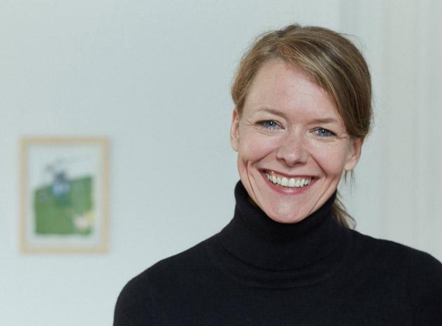 Graphic Telling Marie Hübner Portrait