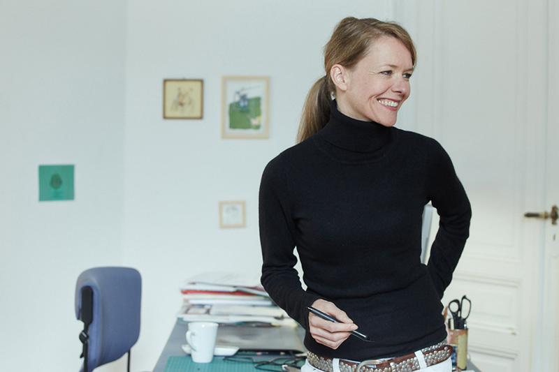 Marie Hübner Graphic Telling
