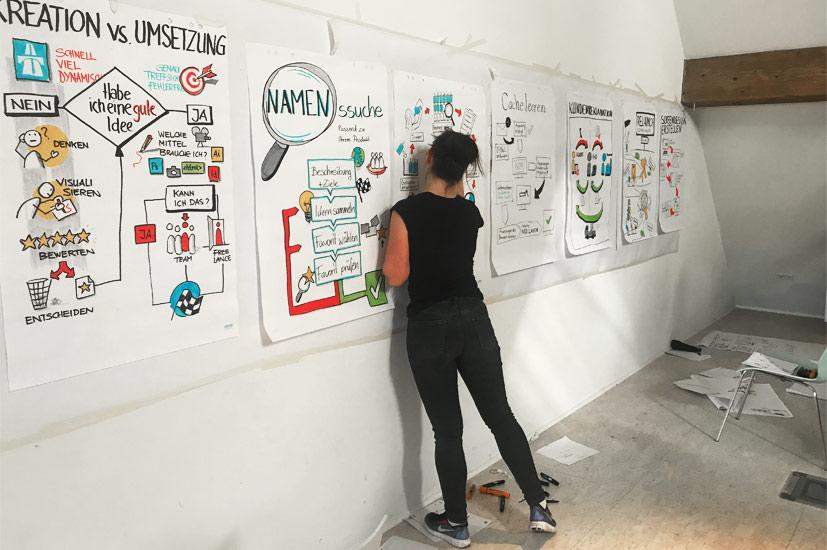 Graphic Telling Schulungen Marie Hübner