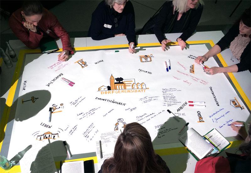 Graphic Telling Workshop Marie Hübner